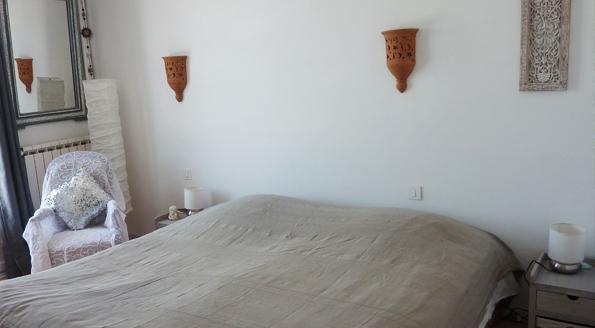 Chambre d 39 h te villa rosa urrugne for Chambre hote urrugne